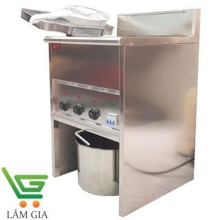 Bếp chiên nhúng điện 40 lít