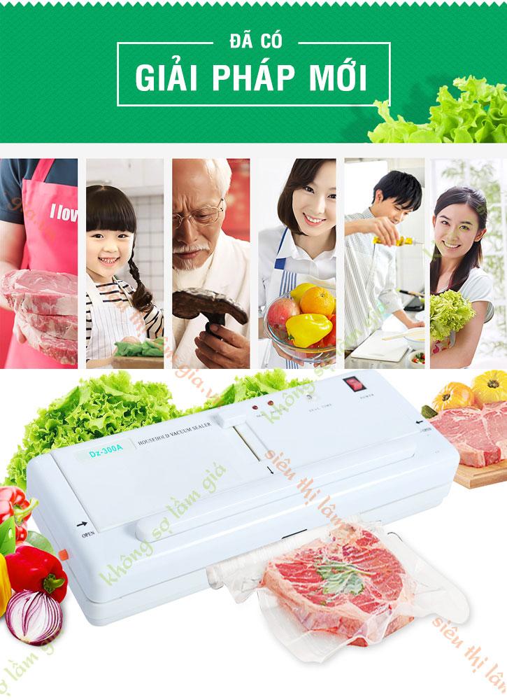 Giải pháp mới để bảo quản thực phẩm