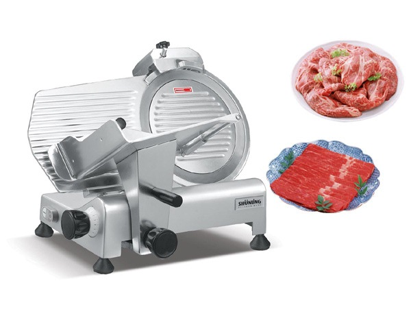hình ảnh Máy Cắt Thịt Chín, Đông Lạnh ES-250