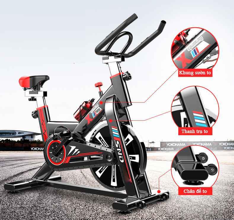 hình ảnh Xe đạp tập thể dục X-Bike